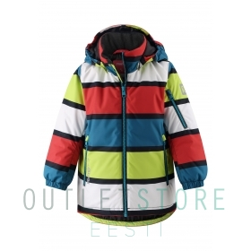 Reimatec winter jacket Kanto Dark sea blue, size 104 cm