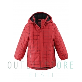Reima winter jacket Nuotio Tomato red, size 104 cm