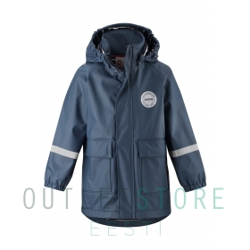 Raincoat, Pisaroi Navy,128 cm