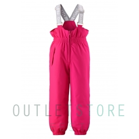 Reimatec winter pants Juoni Raspberry pink, size 104 cm