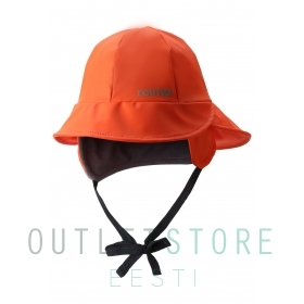 Rain hat, Rainy Orange,50 cm