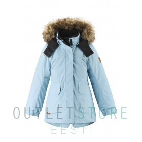 Reimatec winter parka Sisarus Blue dream, size 128 cm