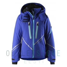Reimatec® winter jacket, Whiff Violet,140 cm