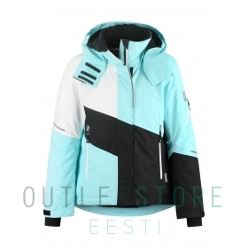 Reimatec winter jacket Seal Light turquoise, size 140 cm
