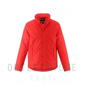 Reima jacket Deatnu with lihht insulation Tomato red, size 128 cm