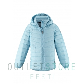 Reima down jacket Fern Blue dream, size 128 cm