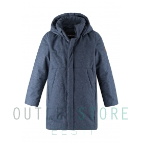 Reima winter coat Grenoble Navy, size 128 cm