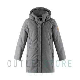 Reima winter coat Grenoble Melange grey, size128 cm