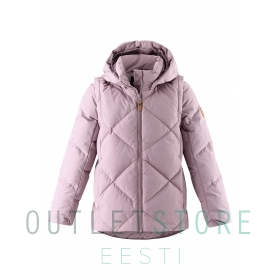 Reima 2in1 down jacket Heiberg Rose ash, size 128 cm