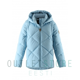 Reima 2in1 down jacket Heiberg Blue dream, size 128 cm