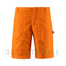 Reima 3/4 pants Bjorko Orange, size 128 cm