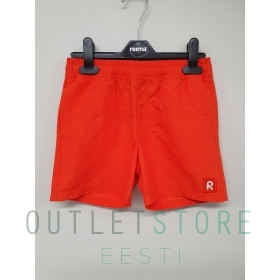 Reima Shorts Palmu Orange, size 128 cm