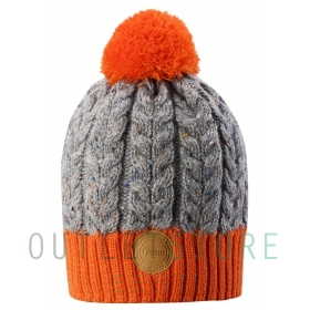 Reima winter beanie POHJOLA Orange