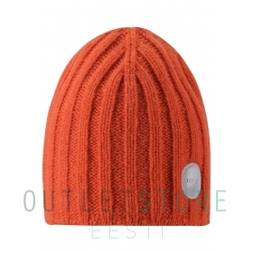 Reima winter hat Tuuhea Foxy orange, size 52/54 cm