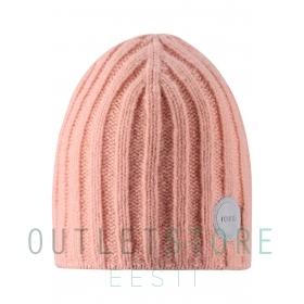 Reima winter hat Tuuhea Powder pink, size 52/54 cm