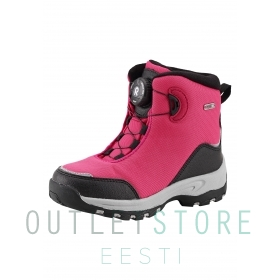 Reimatec winter boots Orm Raspberry pink, size 32