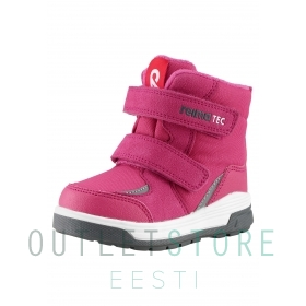Reimatec winter boots Qing Raspberry pink, size 24