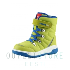 Reimatec winter boots Quicker Lime green, size 32