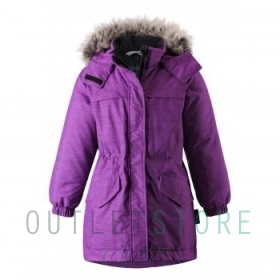 Lassie winter jacket Sira Purple