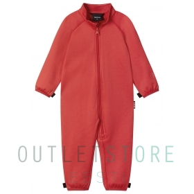 Reima all in one overall, Oloisa Tomato red, size 86