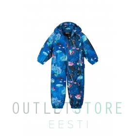 Reimatec spring overall, Batans Blue, size 86