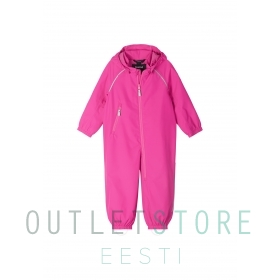 Reimatec spring overall Hauho Fuchsia pink, size 86