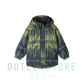 Reimatec winter jacket Nappaa Thyme green, size 104 cm