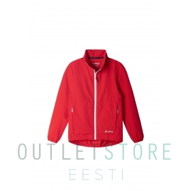 Reima Anti-Bite jacket Mantereet Tomato red, size 128