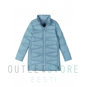 Reima light insulated spring jacket Uuteen Foggy blue, size 128