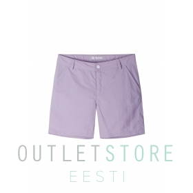 Shorts, Valoisin Light violet,128 cm