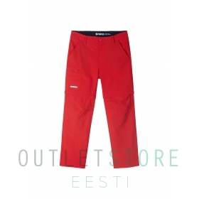 Reima Pants Sillat Tomato red, size 128 cm