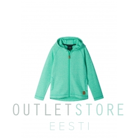 Reima sweater Haave Reef green, size 128