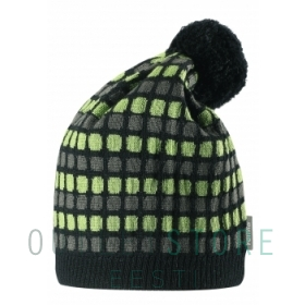 Reima winter beanie SILMUKKA Green