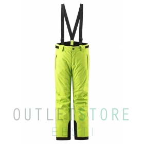 Reimatec® winter pants TAKEOFF Lime green