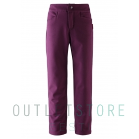 Reima softshell pants IDEA Deep purple