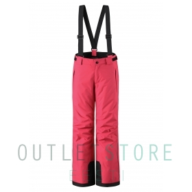 Reimatec® winter pants TAKEOFF Strawberry red