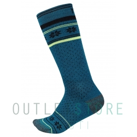 Reima wool blend socks Ski Day Dark sea blue