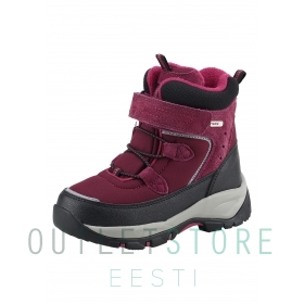 Reimatec winter boots DENNY Dark berry