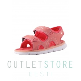 Reima sandals BUNGEE Coral pink
