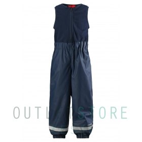 Reima rainpants with fleece lining LOISKE Navy