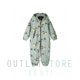 Reimatec spring overall Drobble Sage green