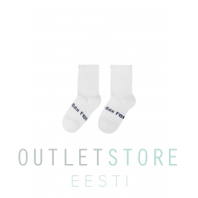 Socks, Insect White