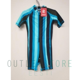 Swim overall, Galapagos Cyan blue,104 cm