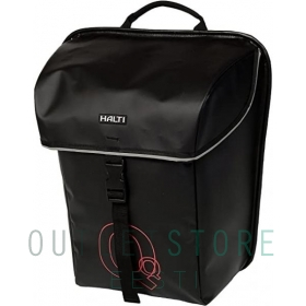 Halti Bike Q-WR Pannier Black
