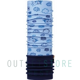 LASTE POLAR BUFF® CLOUDS BLUE/NAVY