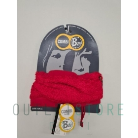 Buff POLAR COMBI Thermal Pro Soft Red
