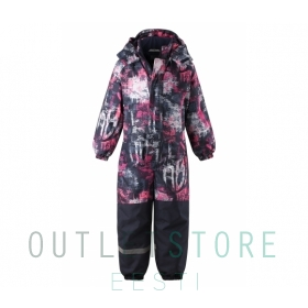 Lassie winter overall Siiko Pink