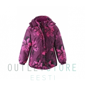 Lassie winter jacket Maike Boysenberry