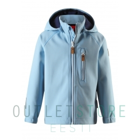 Reima softshell jacket VANTTI Blue dream