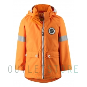 3-in-1 Reimatec waterproof jacket Sydvest Orange